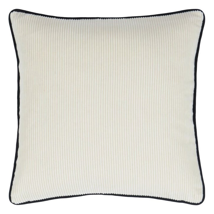 Corda Cushion, H43 x W43cm, White