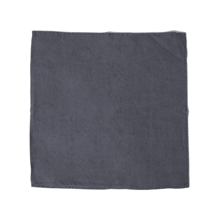 Slate Linen Napkin