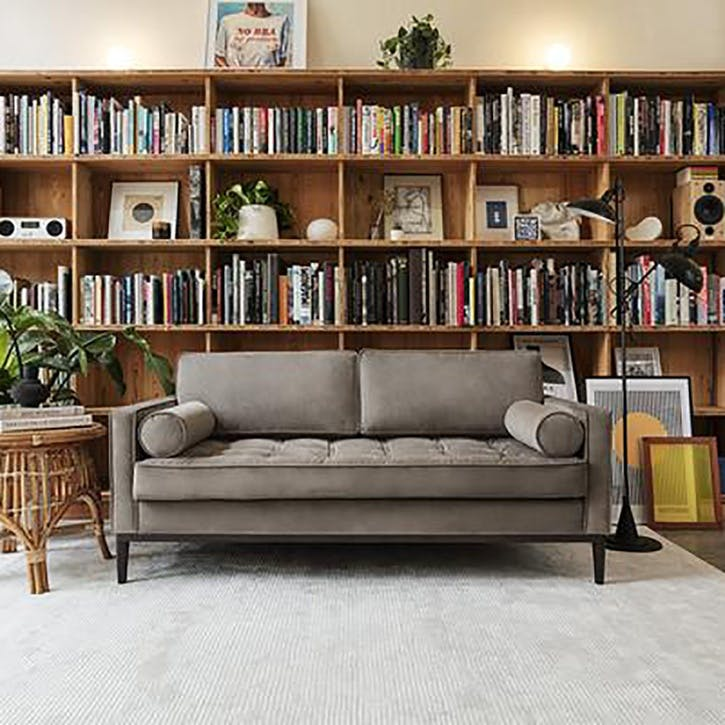 2 Seater Sofa, Model 02, Elephant