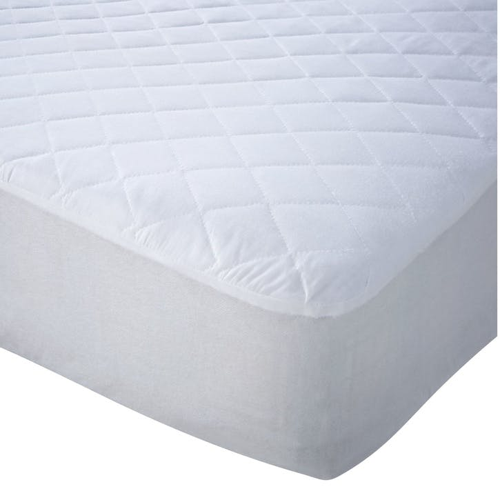 Quilted King Waterproof Mattress Protector