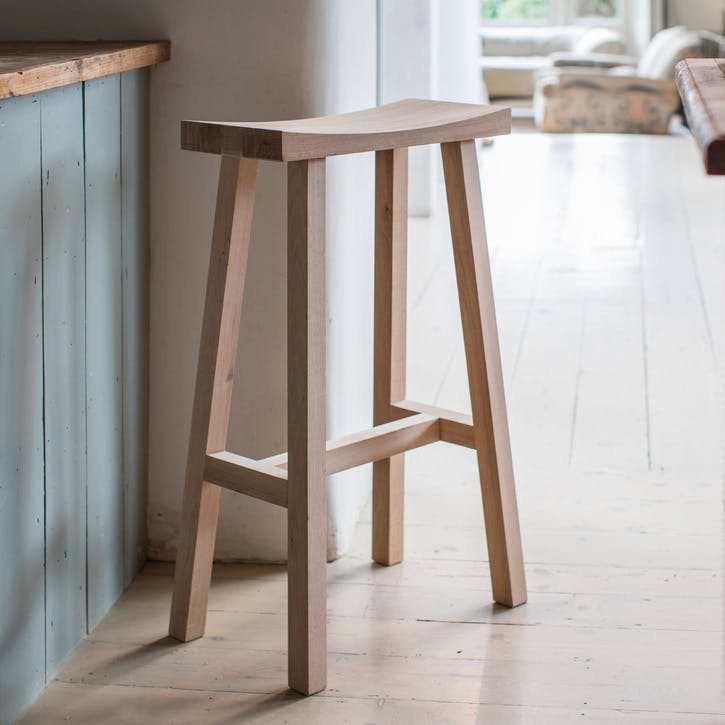 Clockhouse Stool, Tall