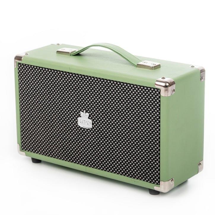 Westwood Speaker; Apple Green