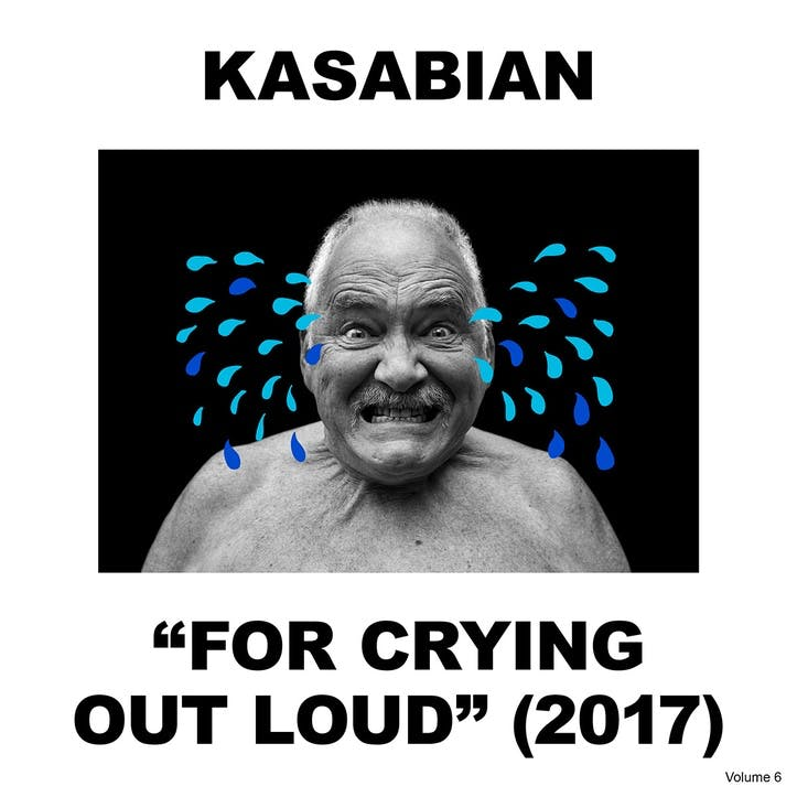 """Kasabian, For Crying Out Loud 12"""" Vinyl"""