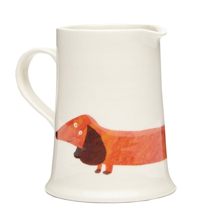 Dachshund Useful Jug
