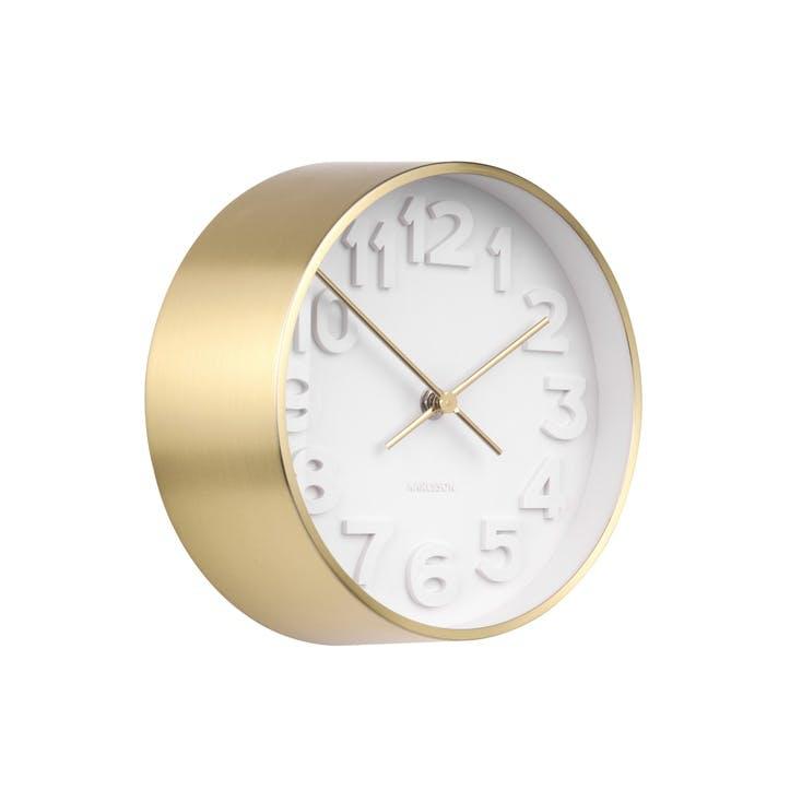 Stout Wall Clock
