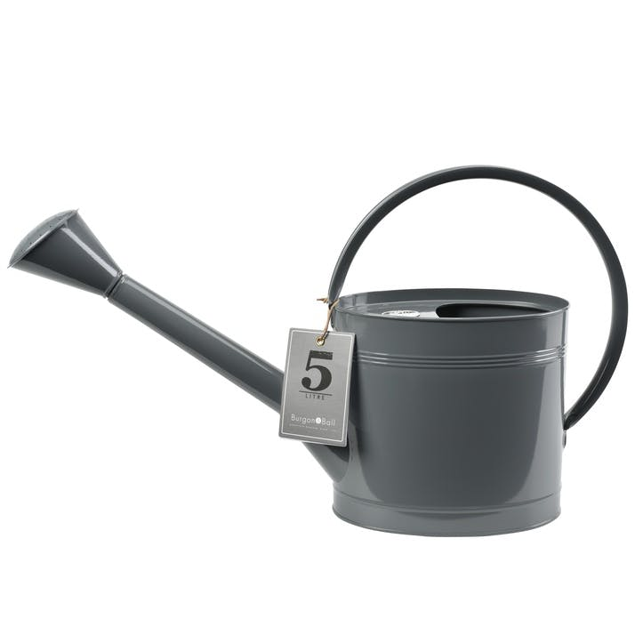 Waterfall Watering Can, Slate