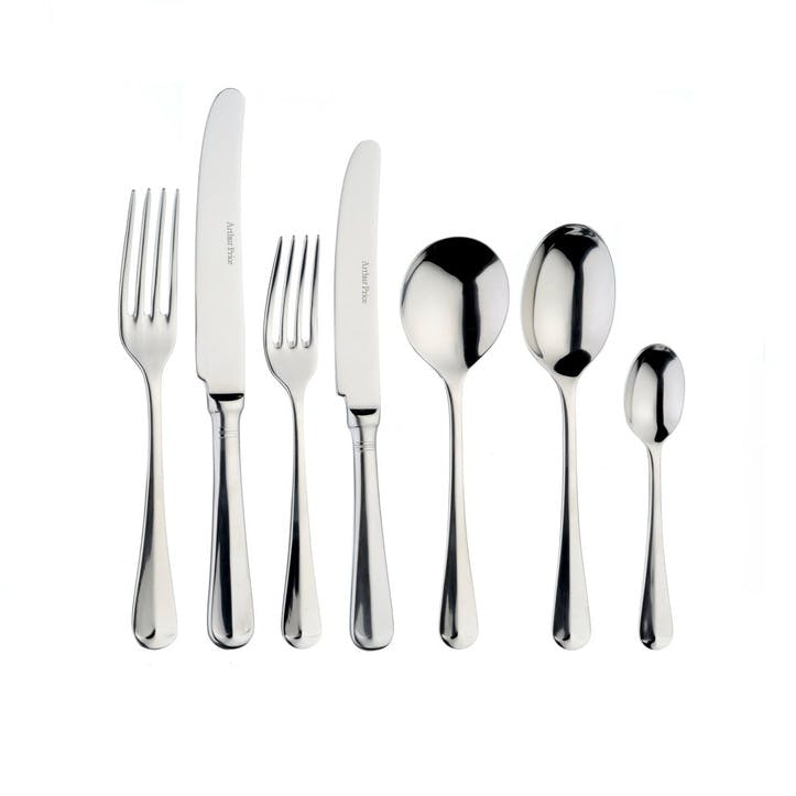 Everyday Classics Rattail Single Place Setting, 7 Piece