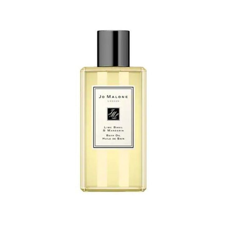 Bath Oil, Lime Basil & Mandarin, 250ml