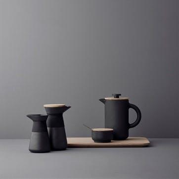 Theo Sugar Bowl; Black