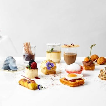 Afternoon Tea with Cava for Two at COMO The Halkin 5* Hotel