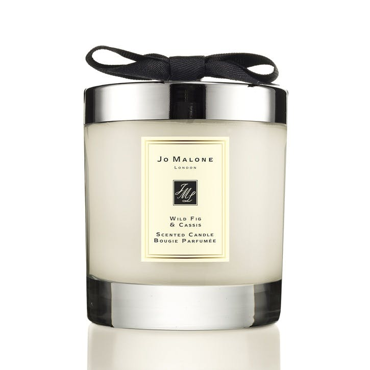 Home Candle Wild Fig & Cassis