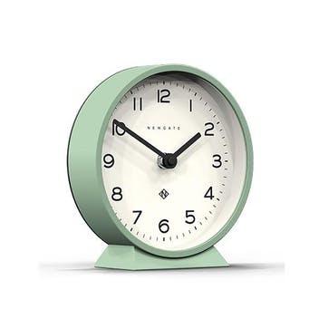 M Mantel Echo, Mantel Clock, Matt Neo Mint