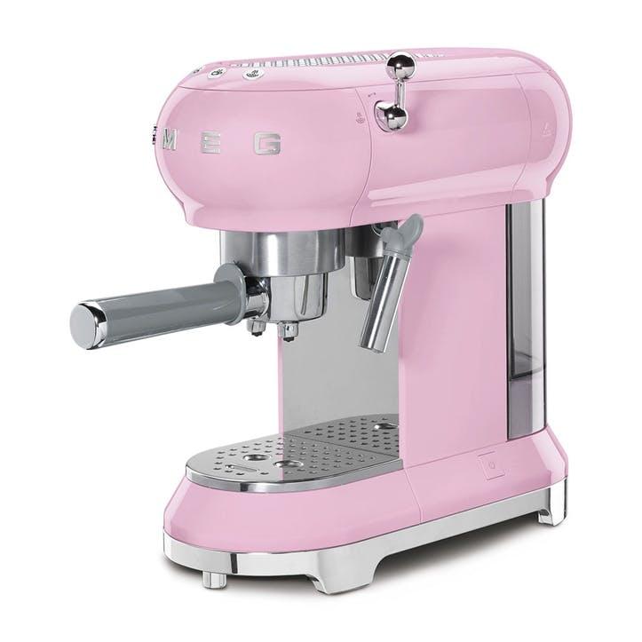 Espresso Machine, Pink