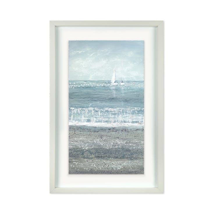 Latitude Framed Print - 62 x 42cm