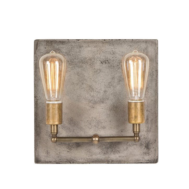 Cameron Double Wall Light