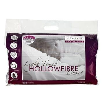 Hollowfibre Superking Duvet, 13.5tog
