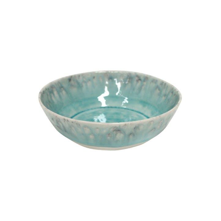Madeira Blue Pasta Bowls, Set of 6