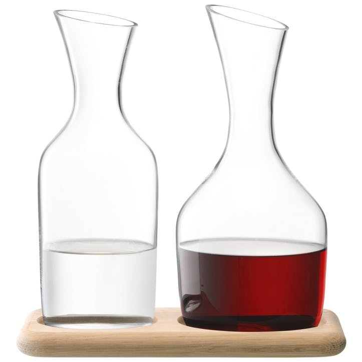 LSA Wine & Water Carafe Set