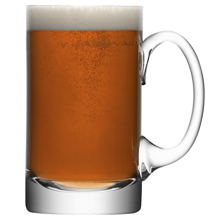 LSA Bar Beer Tankard, 750ml