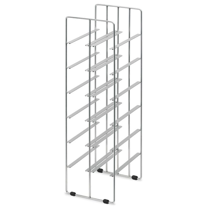 Wine Rack, Matt Silver