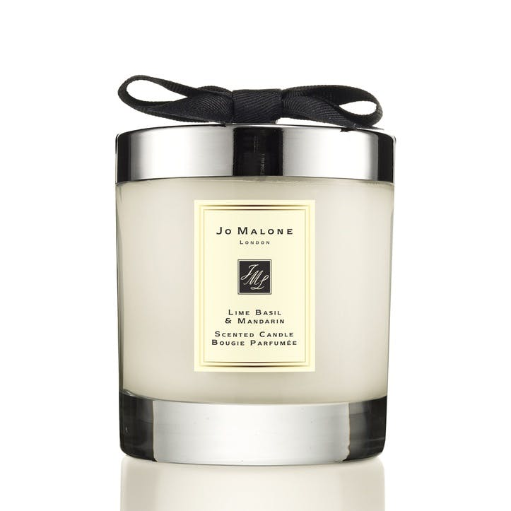 Home Candle, Lime Basil & Mandarin
