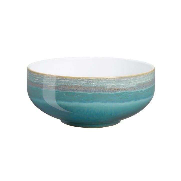 Azure Coast Cereal Bowl, 15.5cm, Blue