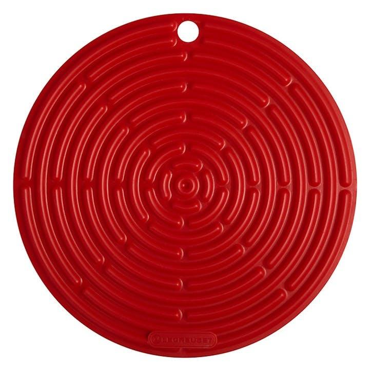 Silicone Round Cool Tool; Cerise