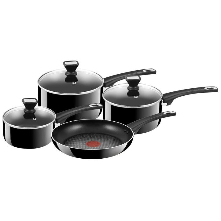 Non-Stick Aluminium Pan Set, 4 Piece