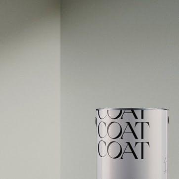 Flat Matt Wall & Ceiling Paint, Kind Regards Green Greige 2.5L