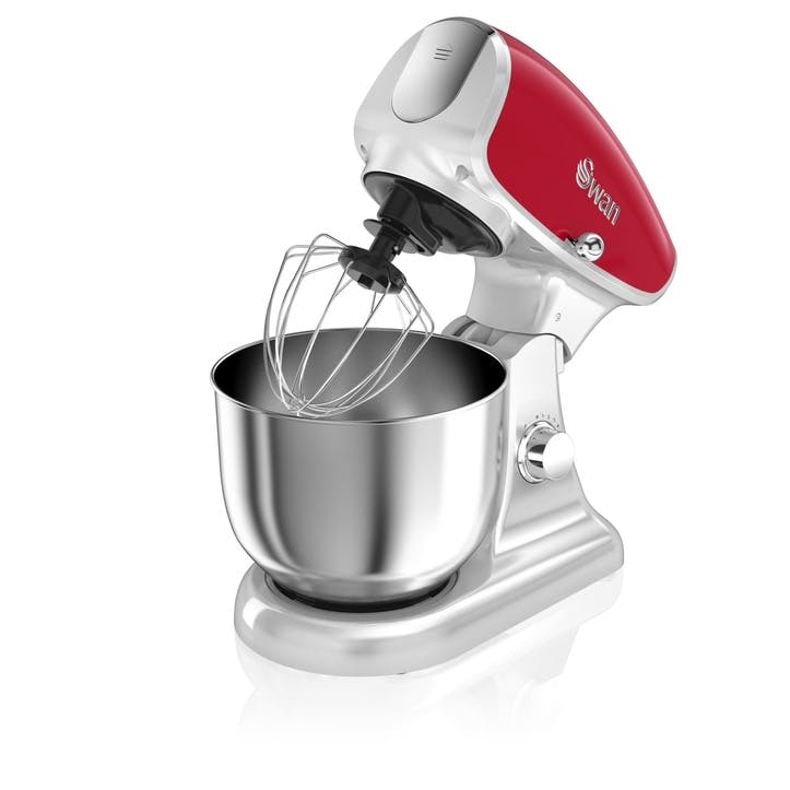 Retro Stand Mixer, Red