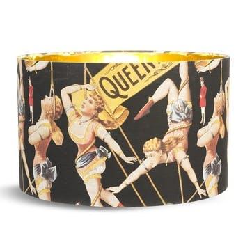 Queen of Air Drum Pendant Lamp, Medium