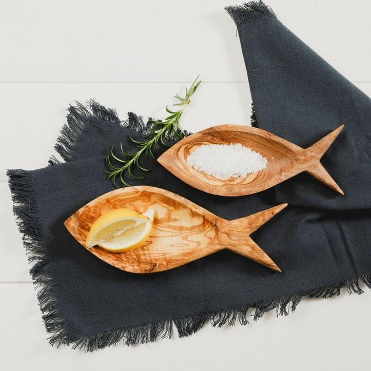 Fish Shaped Bowl, Set of 2