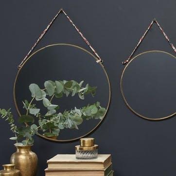 Kiko Round Mirror, Large