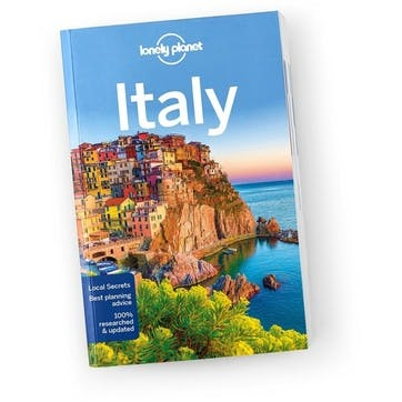 Lonely Planet Italy, Paperback