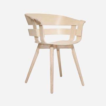 Wick, Chair, Oak