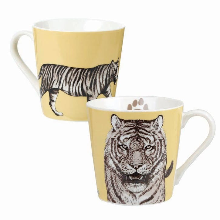 The Kingdom Bumble Tiger Mug