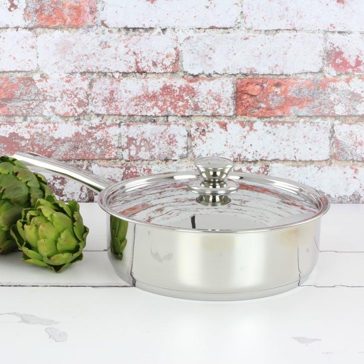 Platina Non-Stick Saute Pan, 26cm