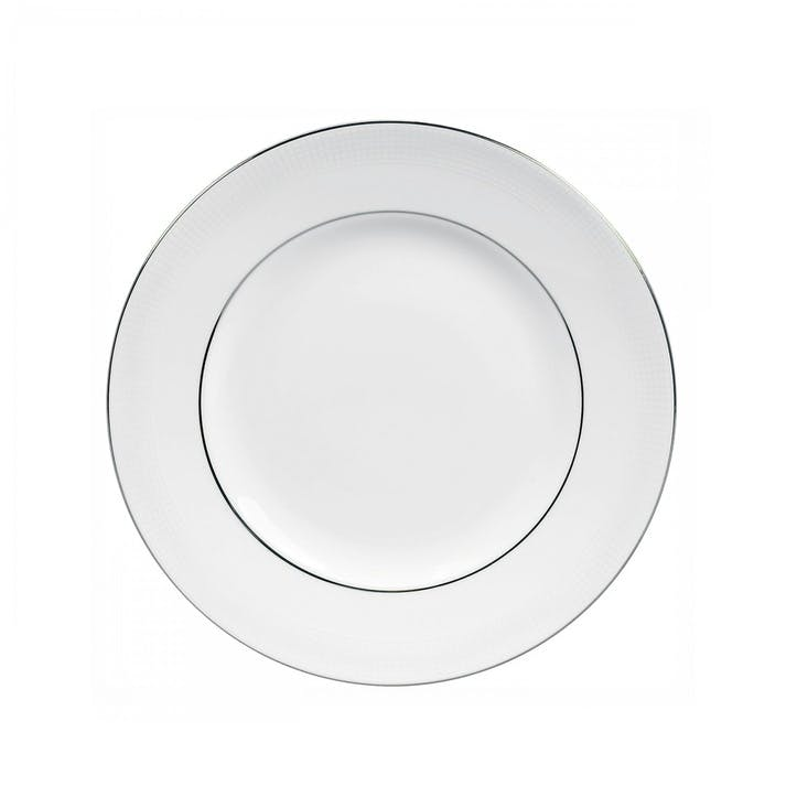 Blanc Sur Blanc Salad Plate