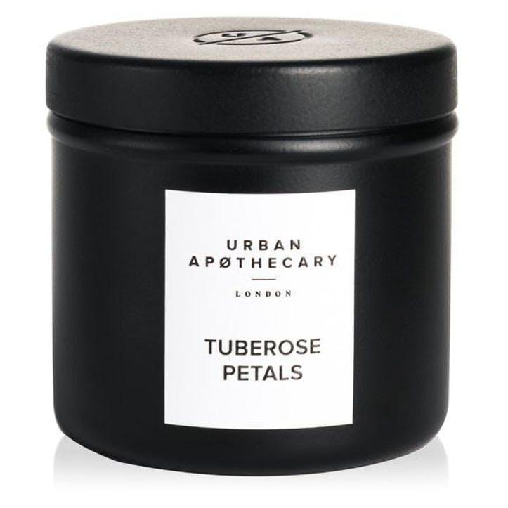 Tuberose Petals Luxury Travel Candle, 175g