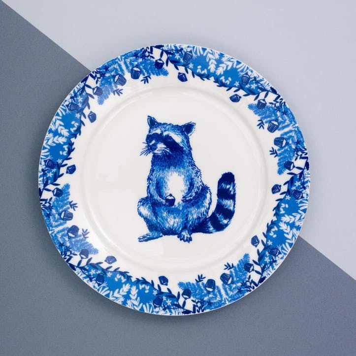 Raccoon Willow Side Plate