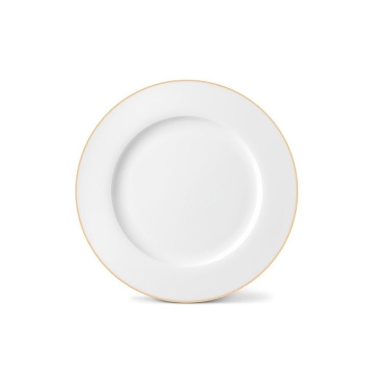 Rainbow Side Plate, Gold