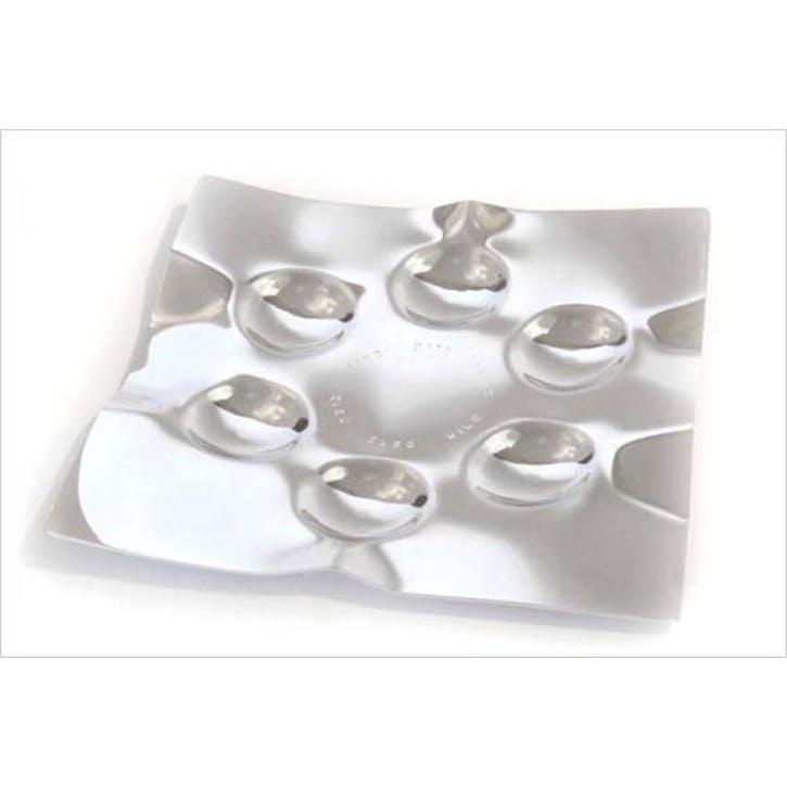 Moon Seder Plate