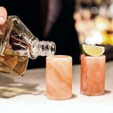 Himalayan Salt Shots - Two Pack
