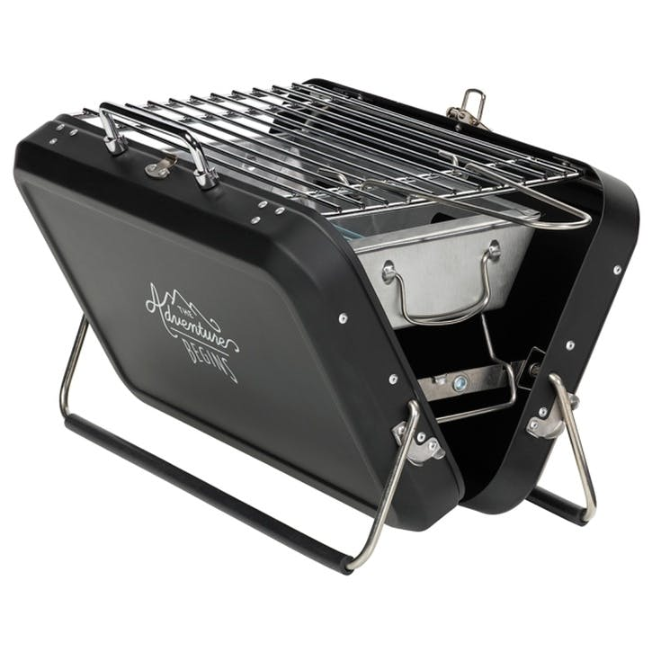 Adventure Begins Portable Barbecue