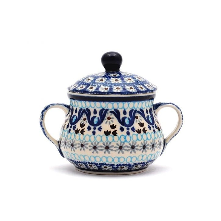 Spring Flowers Sugar Bowl, 0.2L