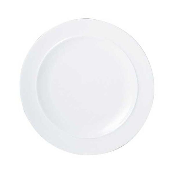 White Dinner Plate, 29cm