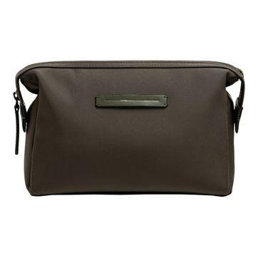 Koenji, Wash Bag, W23 X H17 X D8cm, Dark Olive