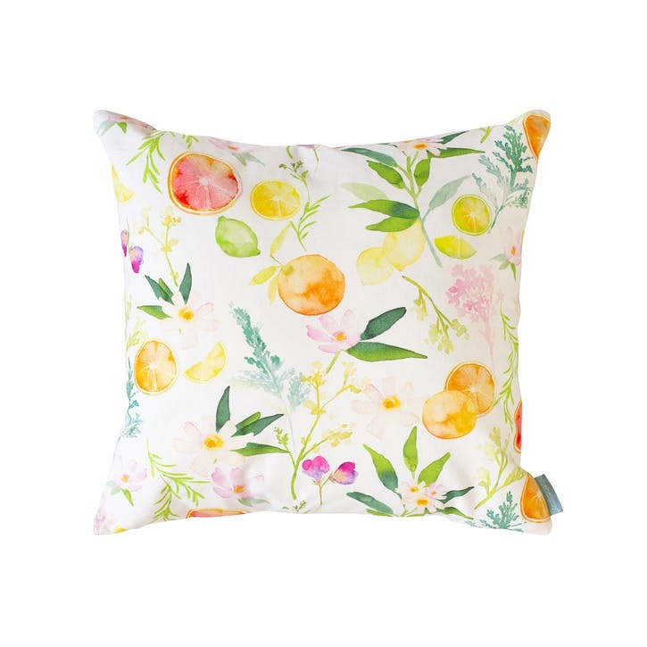 Oranges & Lemons Cushion