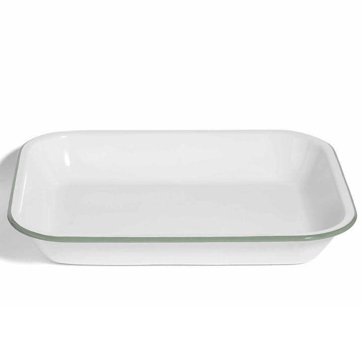 Hempton Enamelware Roasting Pan - Large