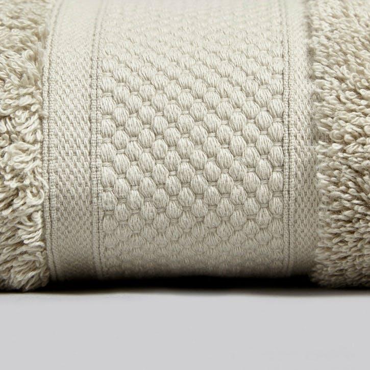 Shinjo Bath Towel, Stone